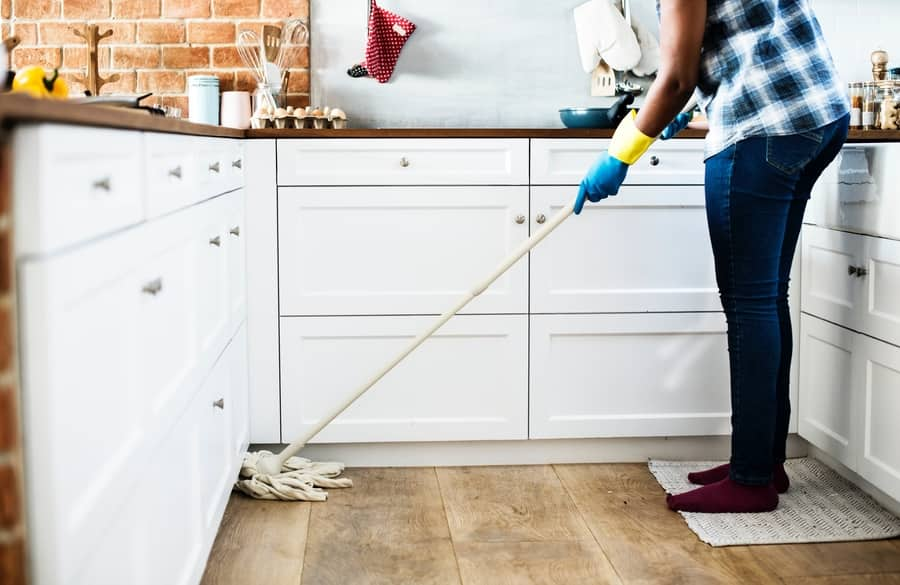 How often should you clean your apartment