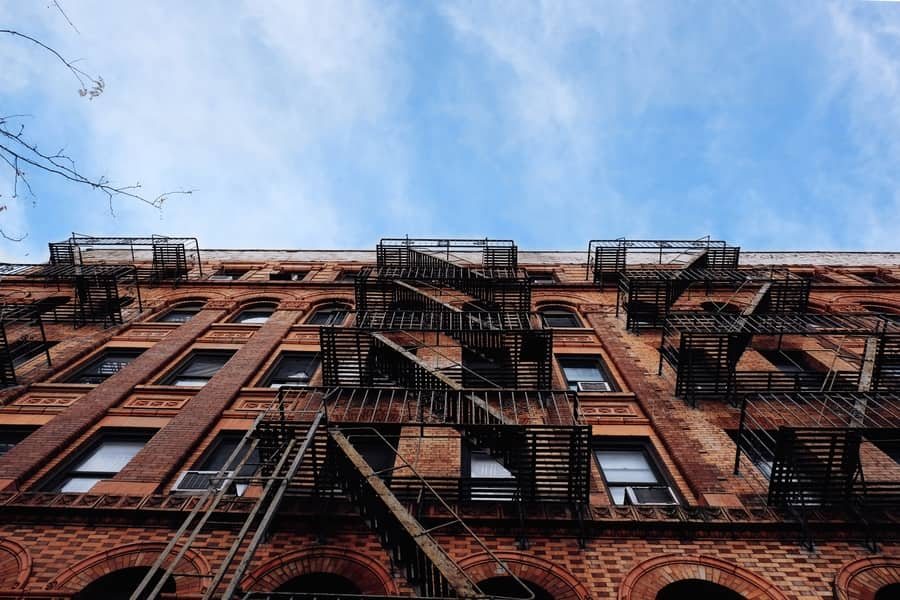 Can you get an apartment if you just got a job