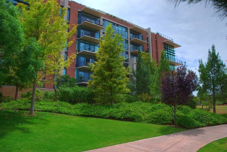 What Is A Garden Style Apartment 1