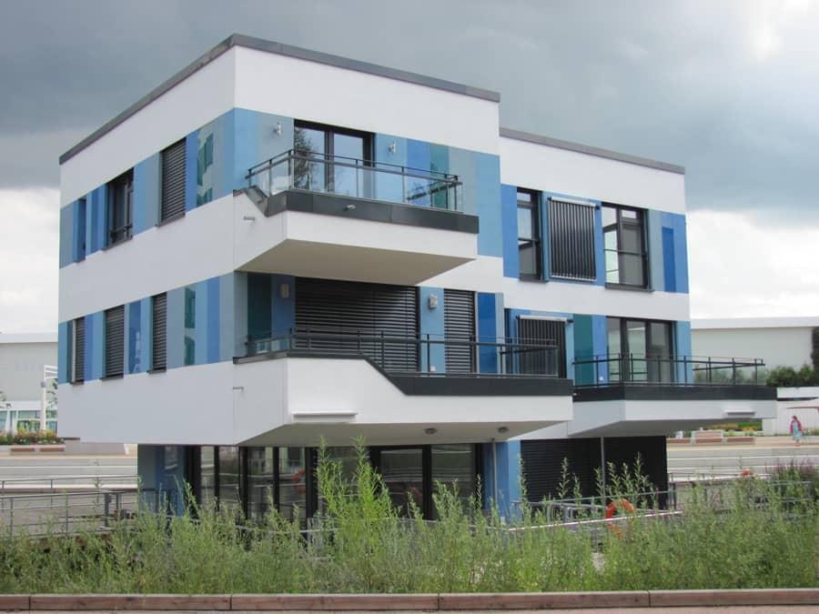 What is a triplex apartment - 1