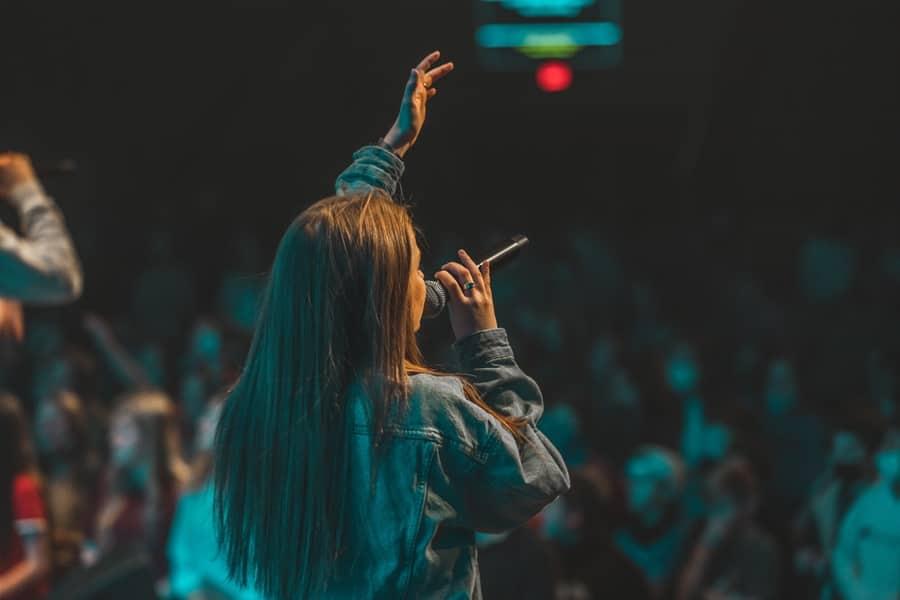 Concert in Houston