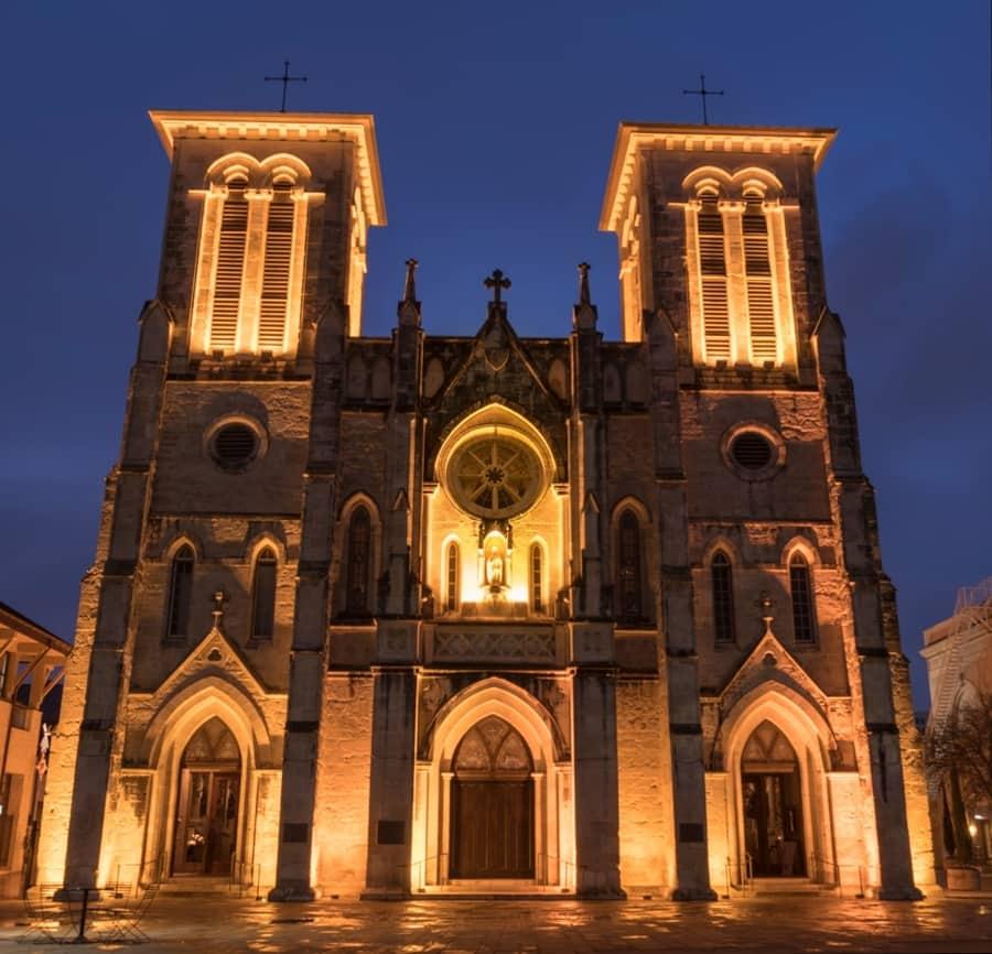 San Fernando church - San Antonio